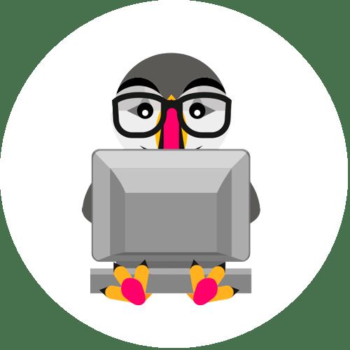 Pinguino PrestShop Desarrollando