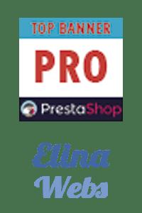 Módulo Top Banner Pro PrestaShop
